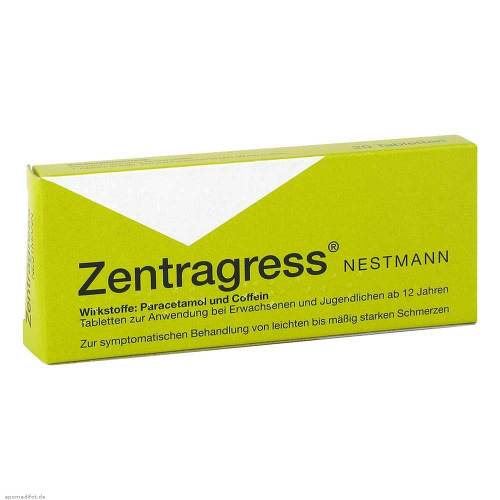Zentragress Nestmann Tabletten - 1
