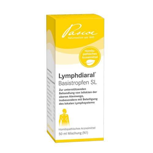 Lymphdiaral Basistropfen SL - 1