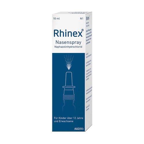 Rhinex Nasenspray + Naphazolin - 1