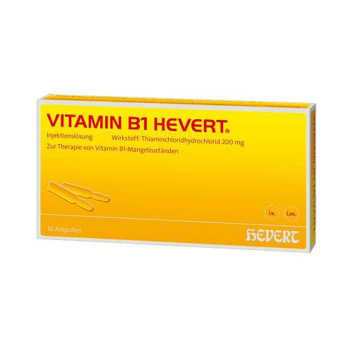 Vitamin B1 Hevert Ampullen - 1