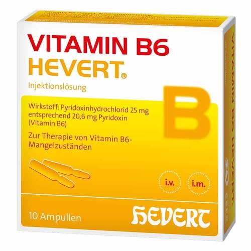 Vitamin B6 Hevert Ampullen - 1