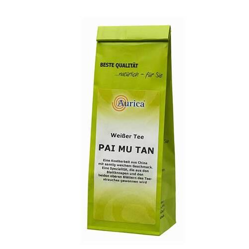 Weisser Tee Pai Mu Tan Aurica - 1