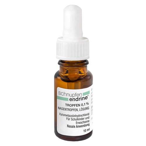 Schnupfen Endrine 0,1% Nasentropfen - 3