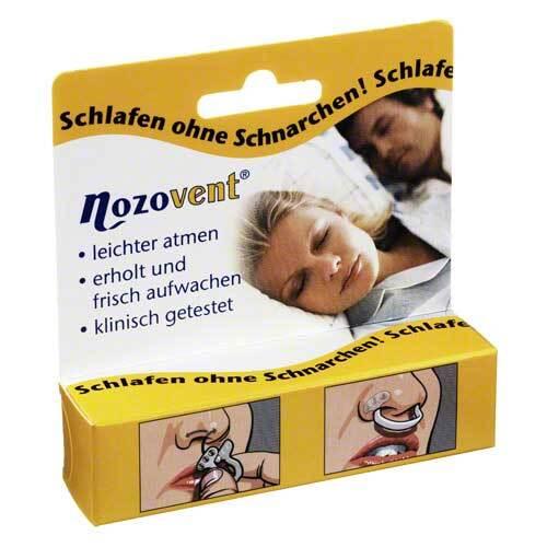 Nozovent Nasenklammern - 1