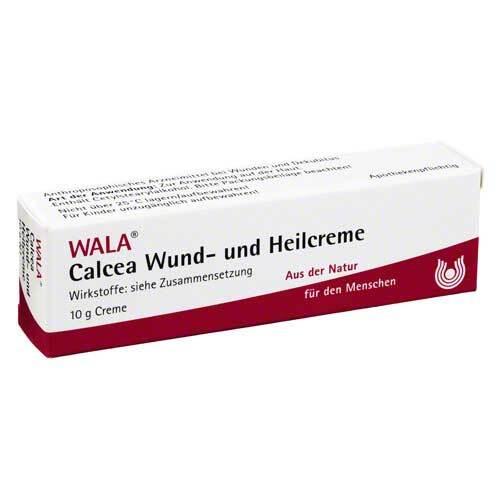 Calcea Wund- und Heilcreme - 1