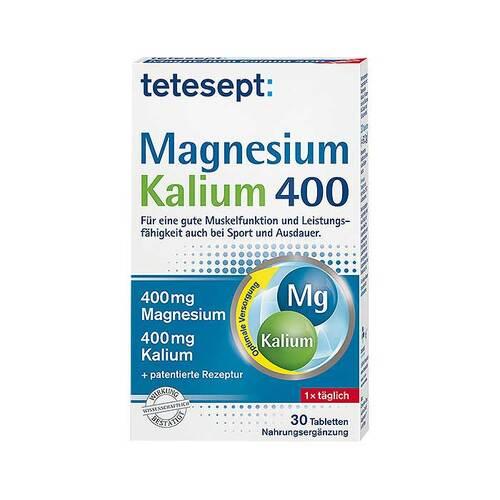 Tetesept Magnesium Kalium 400 Tabletten - 1