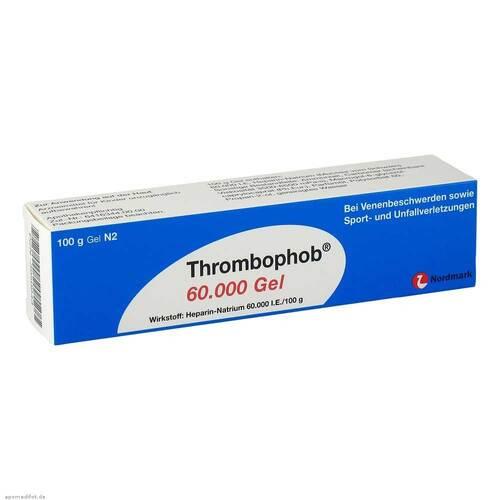 Thrombophob 60.000 Gel - 1