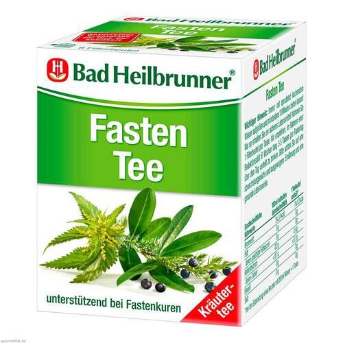 Bad Heilbrunner Tee Fasten Filterbeutel - 1