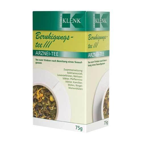 Beruhigungs Tee III - 1
