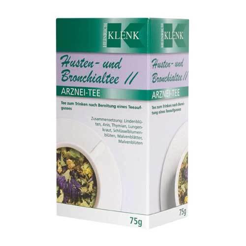 Husten Bronchial Tee II - 1