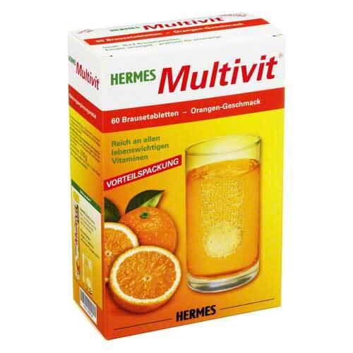 Hermes Multivit Brausetabletten - 1