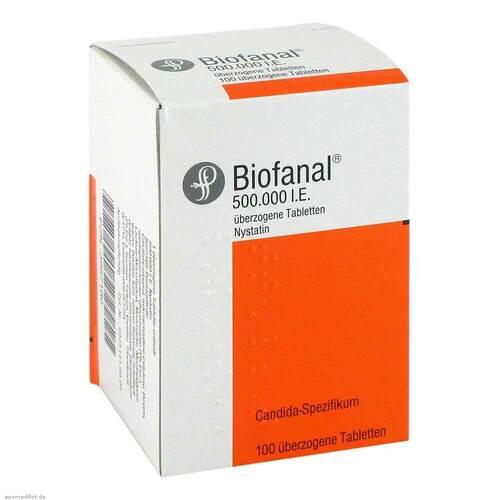 PZN 03967180 Überzogene Tabletten, 100 St