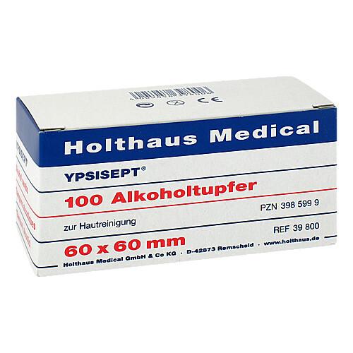Alkoholtupfer Ypsisept 65x25 - 1