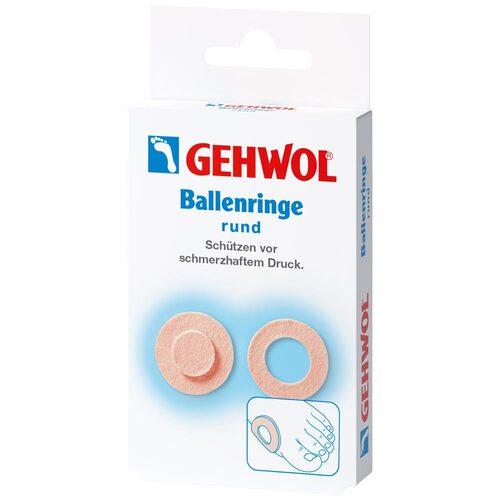Gehwol Ballenringe rund - 1