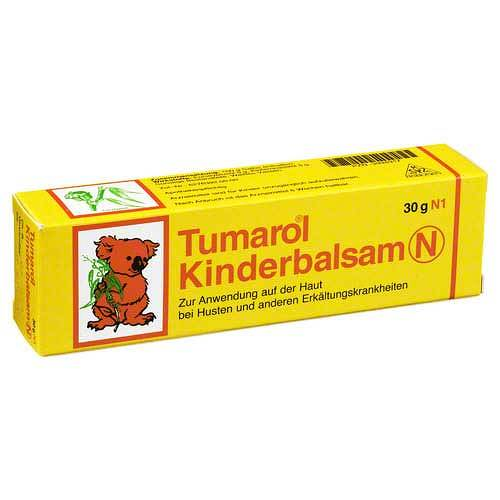 Tumarol Kinderbalsam N - 1