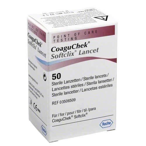 Coaguchek Softclix Lancet - 1