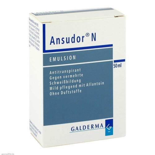 Ansudor N Emulsion - 1