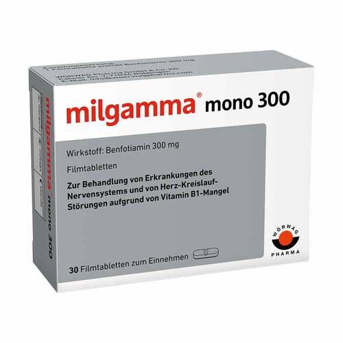 Milgamma mono 300 Filmtabletten - 1