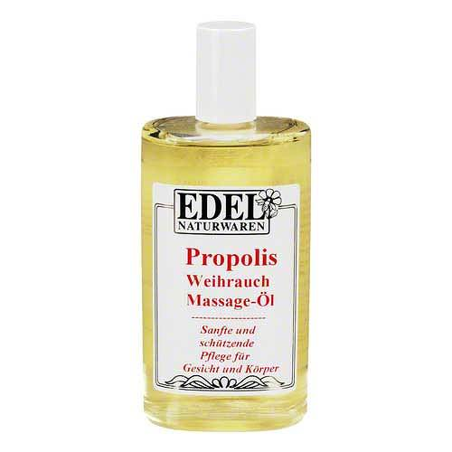 Propolis Weihrauch Massage Öl - 1