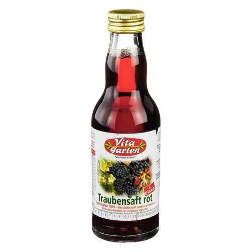 Vitagarten roter Traubensaft - 1