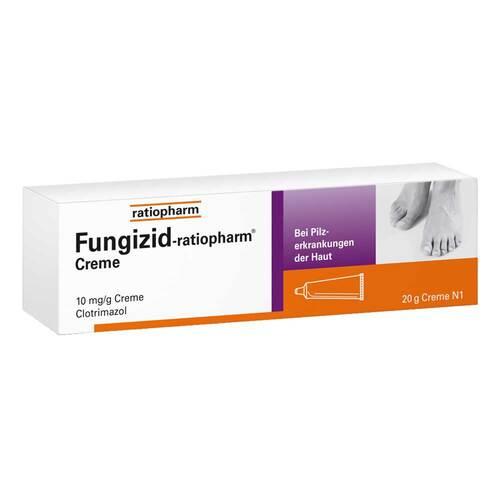 Fungizid ratiopharm Creme - 1