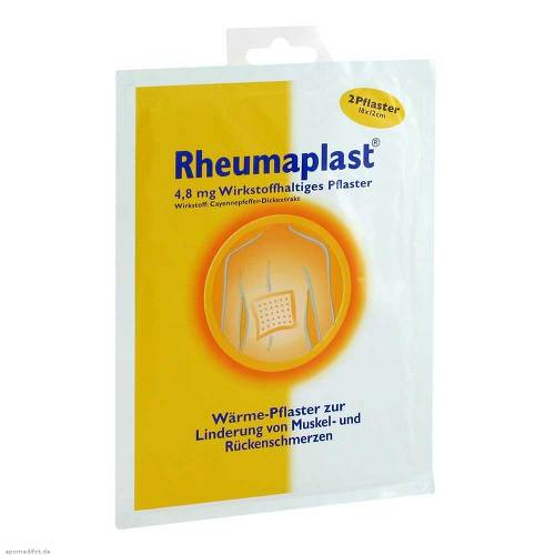 Rheumaplast Pflaster - 1