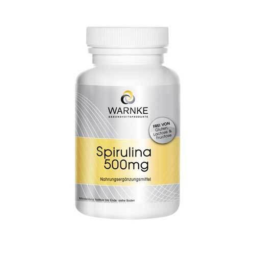 Spirulina 500 Tabletten - 1