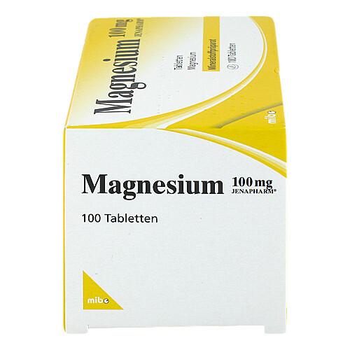 Magnesium 100 mg Jenapharm Tabletten - 4