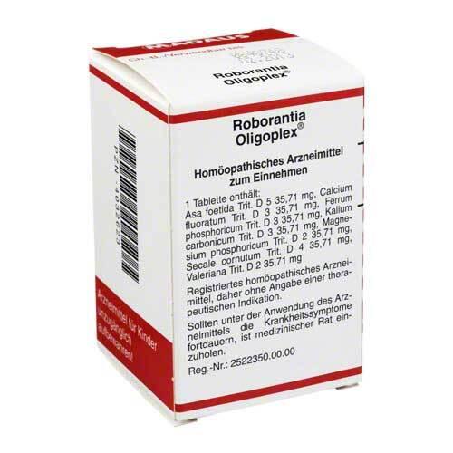 Roborantia Oligoplex Tabletten - 1