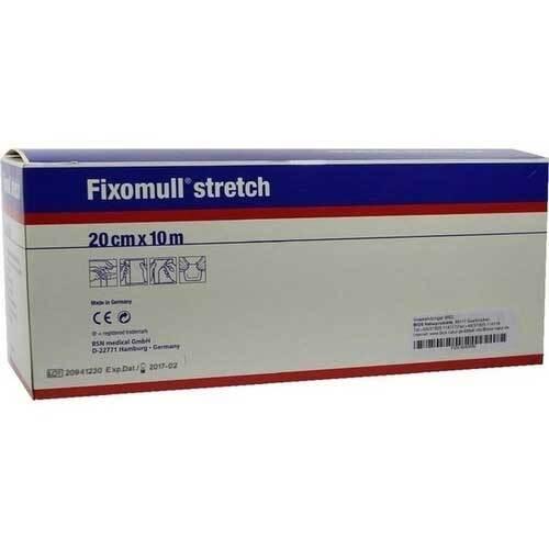 Fixomull stretch 10mx20cm - 1