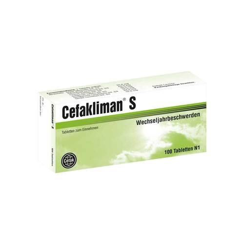 Cefakliman S Tabletten - 1