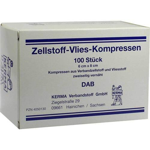 Zellstoff Vlies Kompressen 6 - 1
