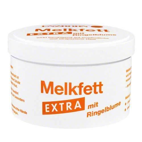 Melkfett extra mit Ringelblu - 1
