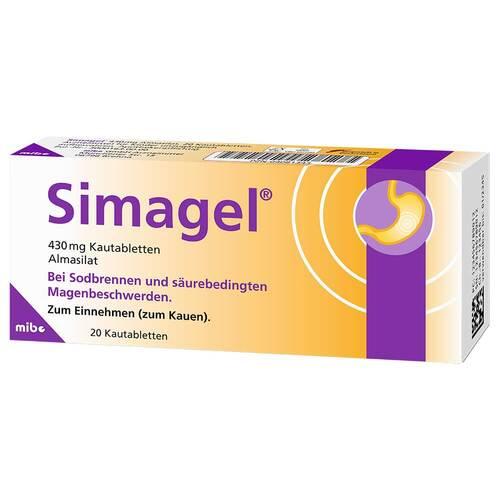 Simagel Kautabletten - 3