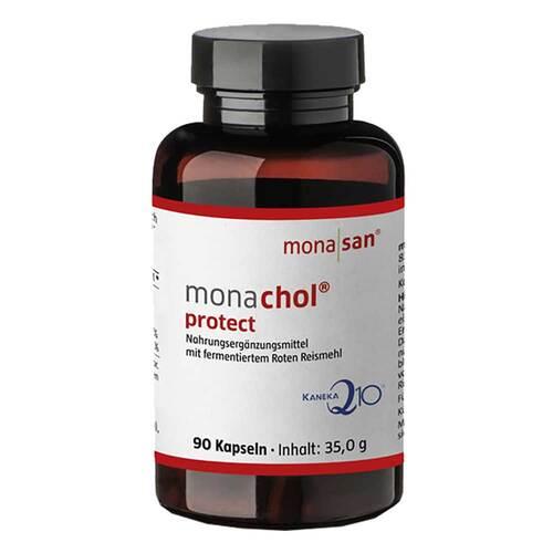 Monachol protect Rotes Reismehl + 30 mg Coenzym Q10 - 1
