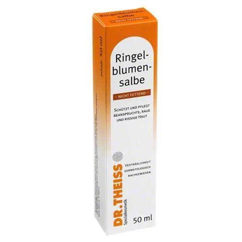 Dr. Theiss Ringelblumen Salbe nicht fettend - 1