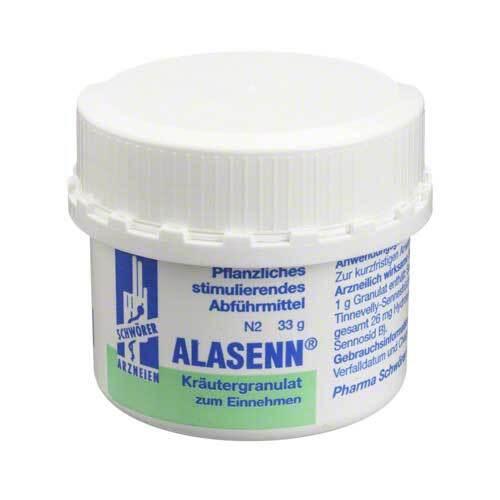 Alasenn Kräutergranulat - 1