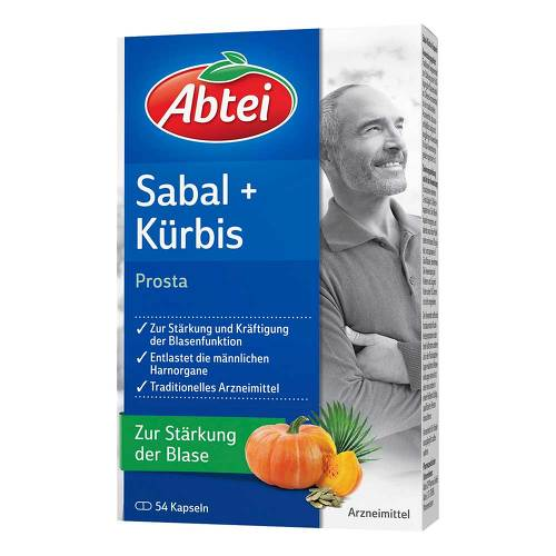 Abtei Sabal Kürbis Kapseln - 1