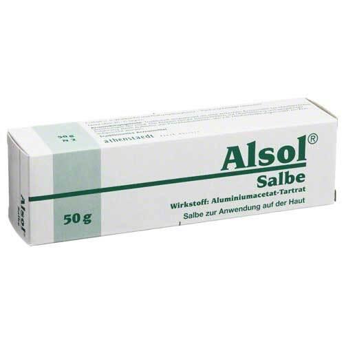 Alsol Salbe - 1