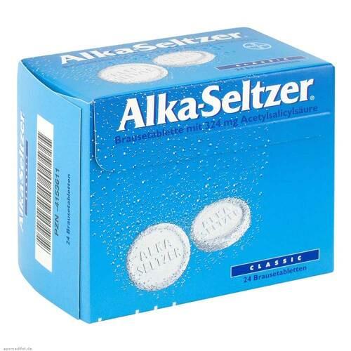 Alka Seltzer Classic Brausetabletten - 1