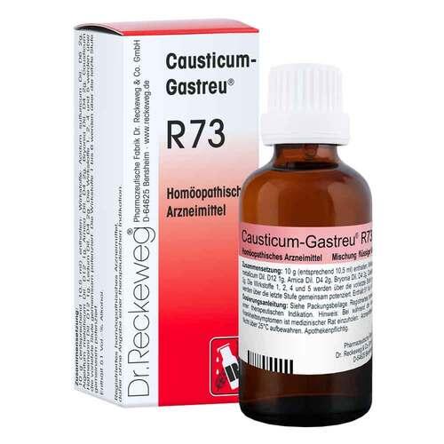 causticum Gastreu R 73 Tropfen zum Einnehmen - 1