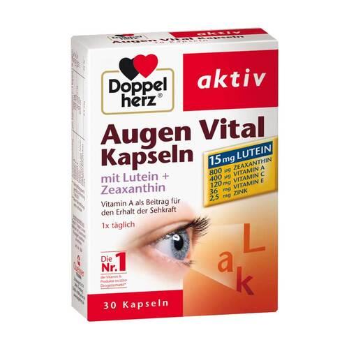 Doppelherz Augen Vital Kapseln - 1