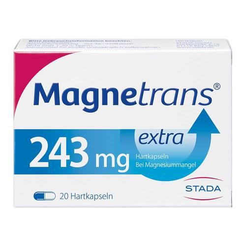 Magnetrans extra 243 mg Hartkapseln - 1