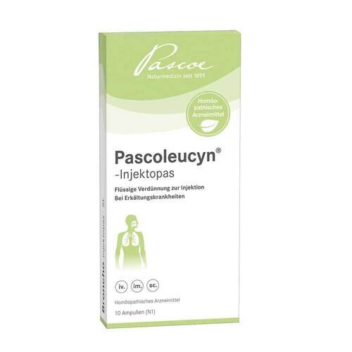 Pascoleucyn Injektopas Ampullen - 1