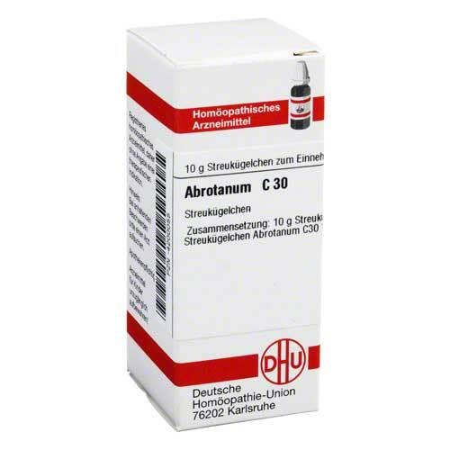 DHU Abrotanum C 30 Globuli - 1