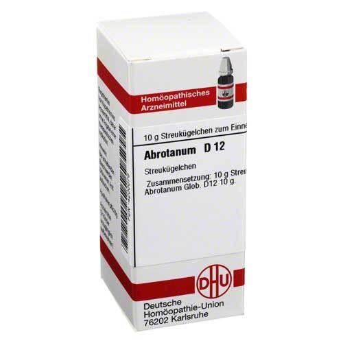Abrotanum D 12 Globuli - 1