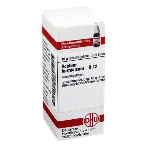 Acidum formicicum D 12 Globuli - 1