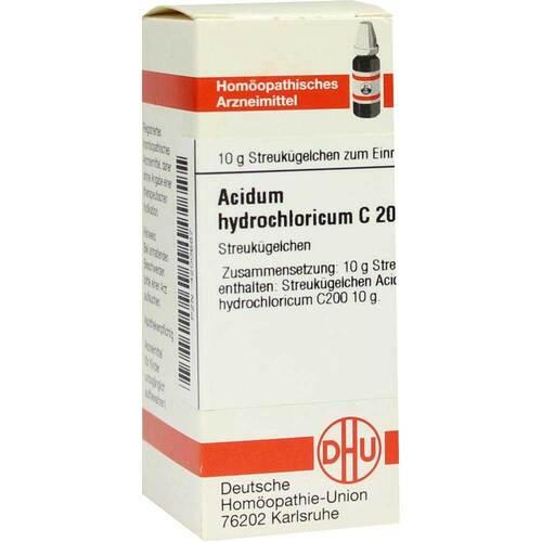 Acidum hydrochloricum C 200 - 1