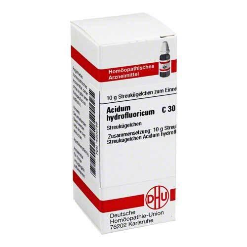 Acidum hydrofluoricum C 30 G - 1