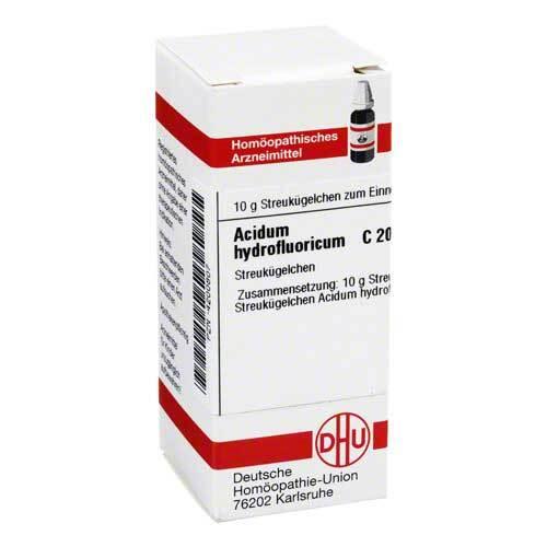 Acidum hydrofluoricum C 200 - 1